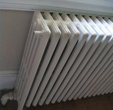 How To Clean Radiator Pipes Ehow Cast Iron Cleaning Cast Iron Radiators Radiators