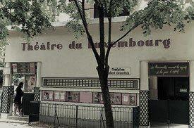 Théatre du Luxembourg - Marionettes