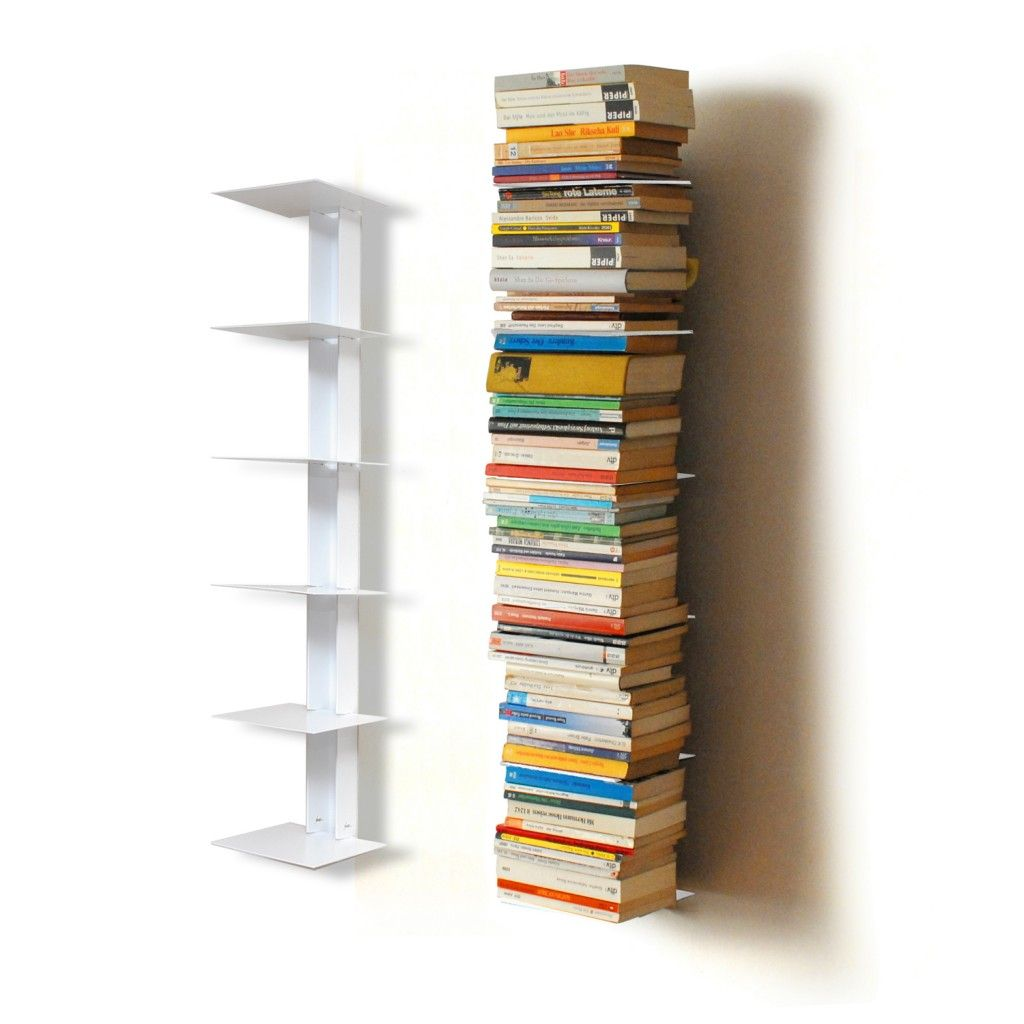 sqm invisible bookshelves - Invisible Bookshelves