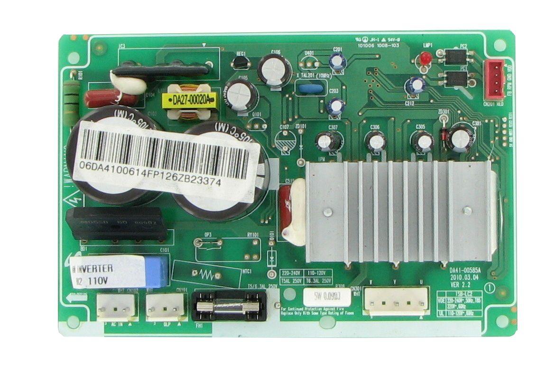 Samsung Da4100614b Refrigeration Pba Inverter Board