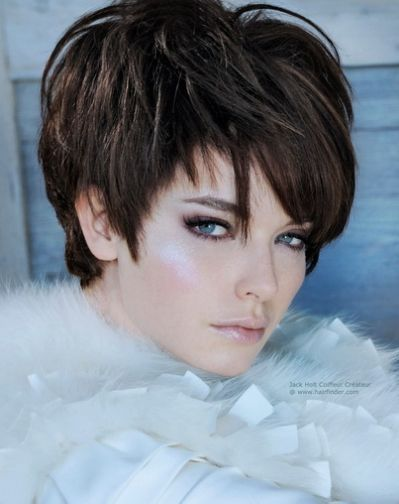 Hairfinder Short Haircuts Frizurk Pinterest Short Haircuts