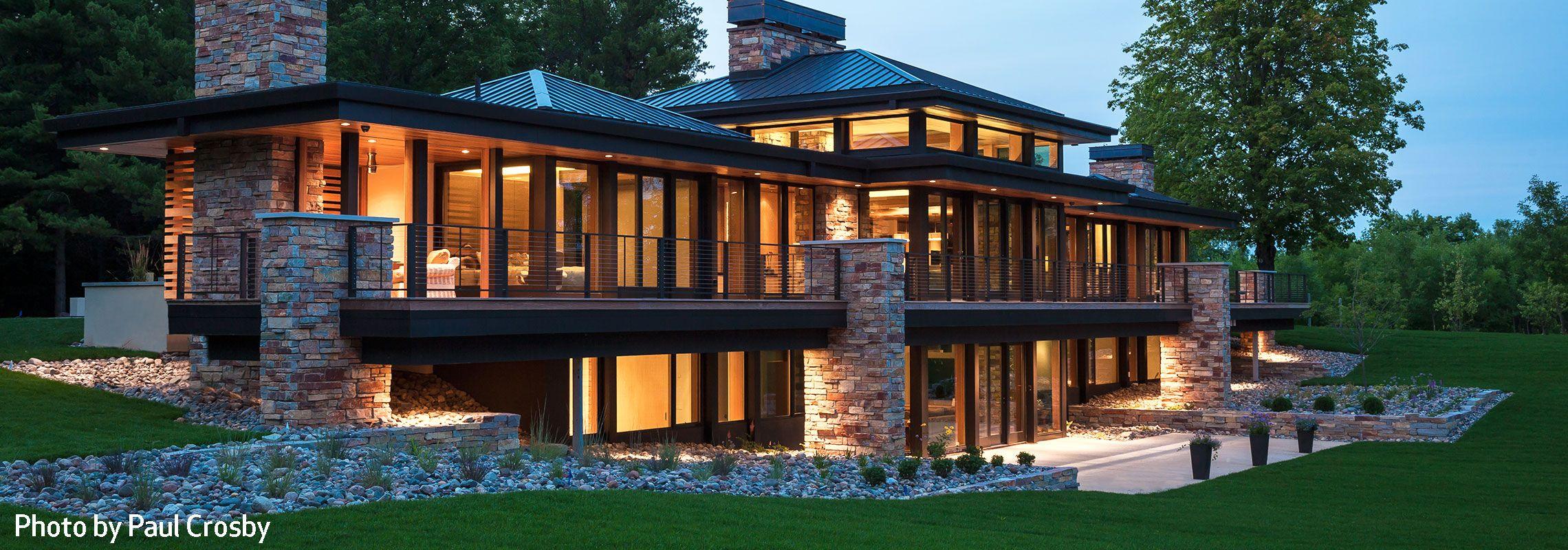 Tour homes aia minnesota charles  stinson also architecture home rh pinterest