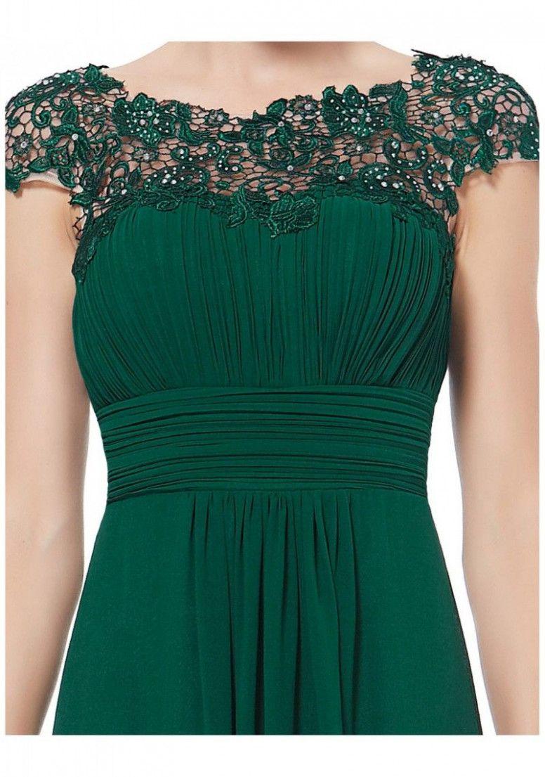 15 grünes kleid spitze | kleid spitze, abendkleid, grünes kleid