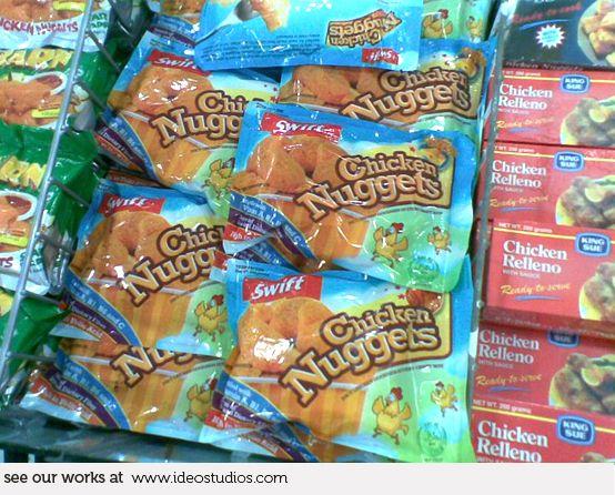 Swift Chicken Nuggets Designed By Ideo Graphicdesign Packagingdesign Packaging Design Chicken Nuggets Chicken