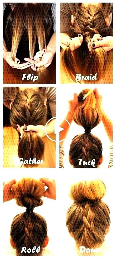 long hair models - braids are hairstyles for every occasion. Casual day school ...