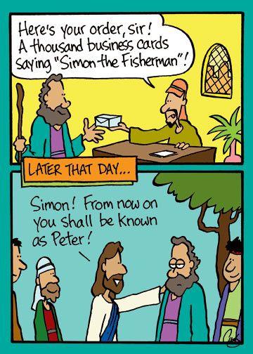 Business Cards Bible Humor Christian Jokes Bible Jokes