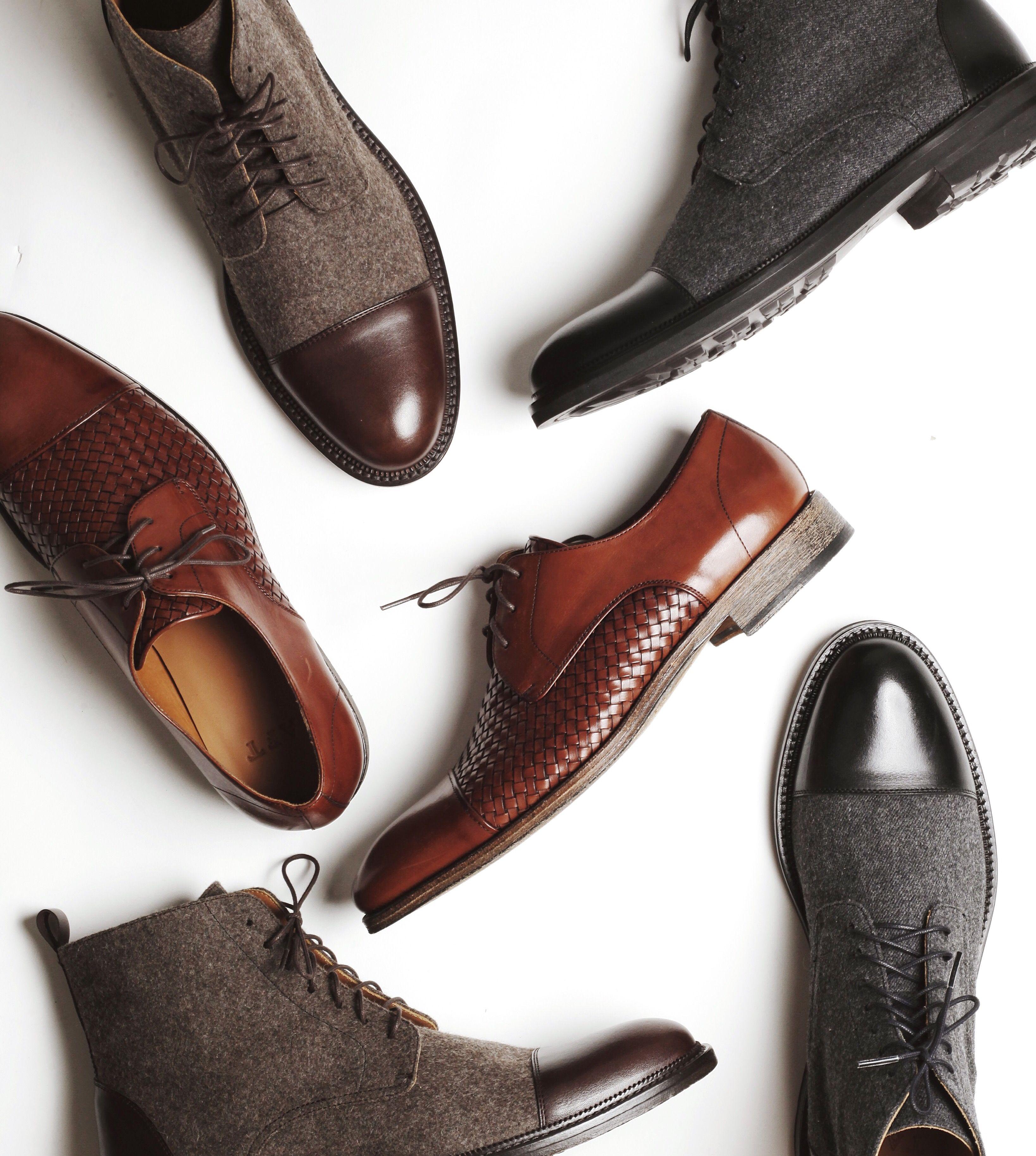 Taft the Jack Boots Men