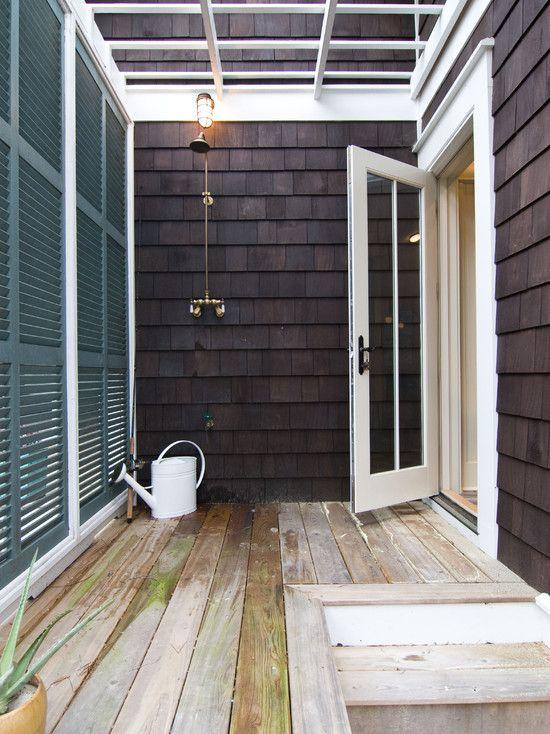 Outdoor Shower Outdoor Shower Enclosure Outdoor Shower Outdoor Bathrooms