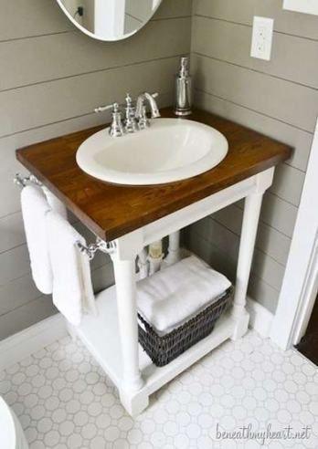 20 ideas bathroom vanity ideas farmhouse half baths for