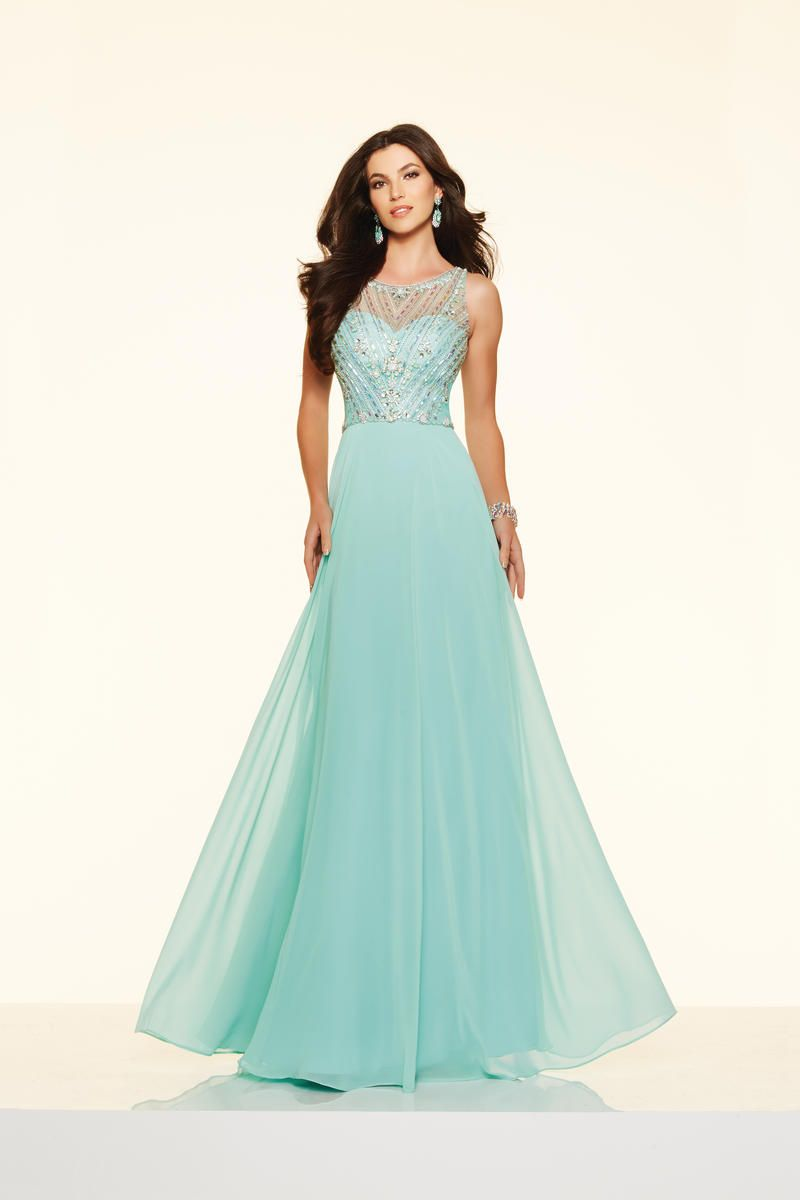 Paparazzi Prom by Mori Lee Dress 98015 | Terry Costa | Prom ...