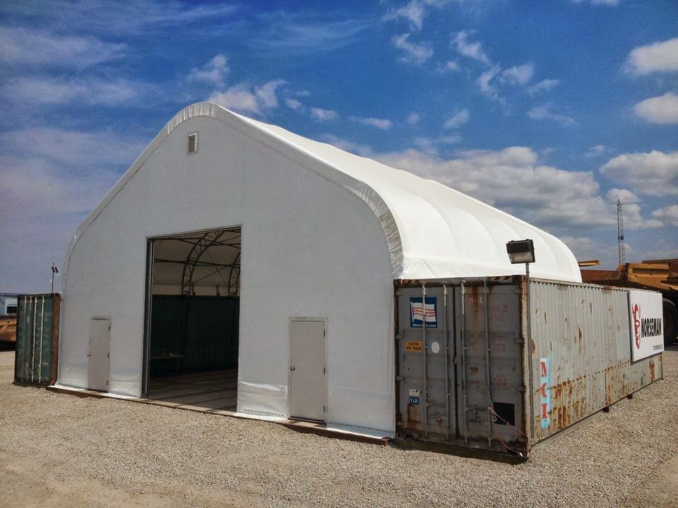 Container SA: Galpão Container: Modular, Ecológico e Seguro