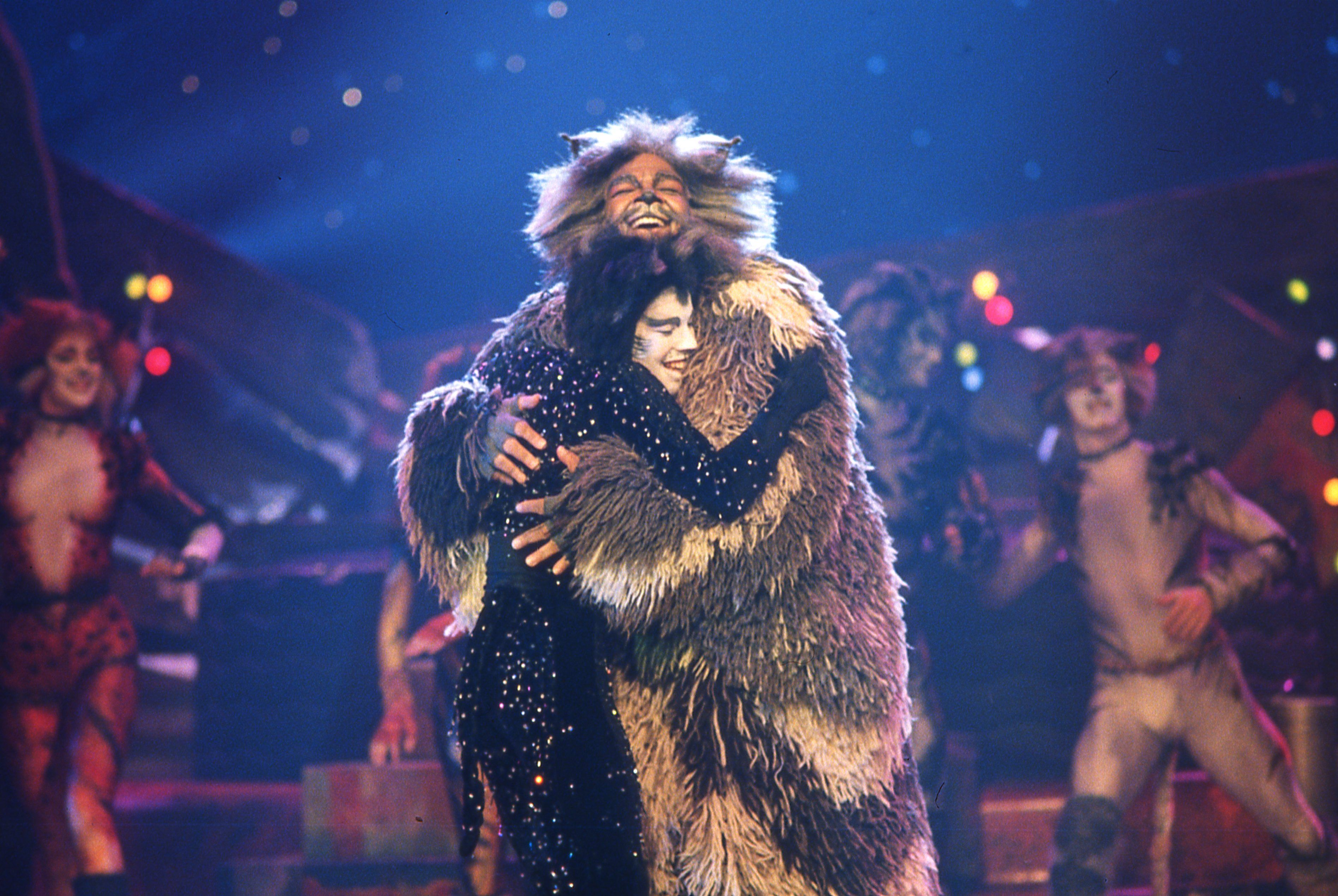 Mr. Mistoffelees & Old Deuteronomy Cats cast, Jellicle cats