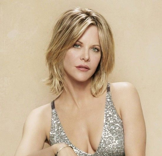 9 Best And Beautiful Meg Ryan Hairstyles With Images Feathered