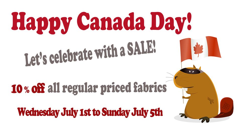 Canadian National Fabric Online Fabric store located in