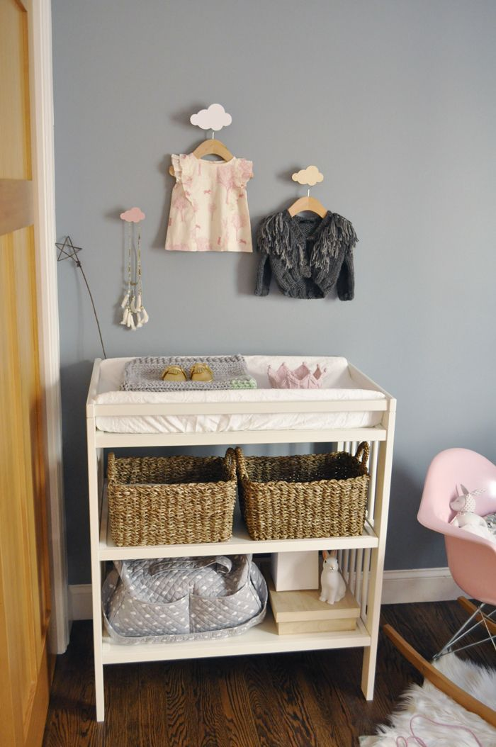 In My Baby S Nursery Handmade Cloud Wooden Hooks Gap Tunic And Kkibo Fringed