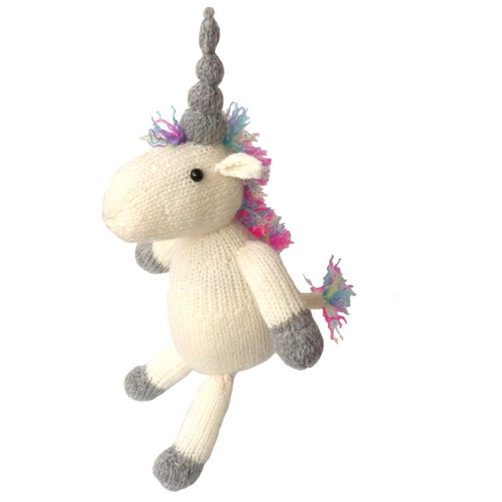 The Unicorn Knitting Kit Is Perfect For A 10 Year Old Who
