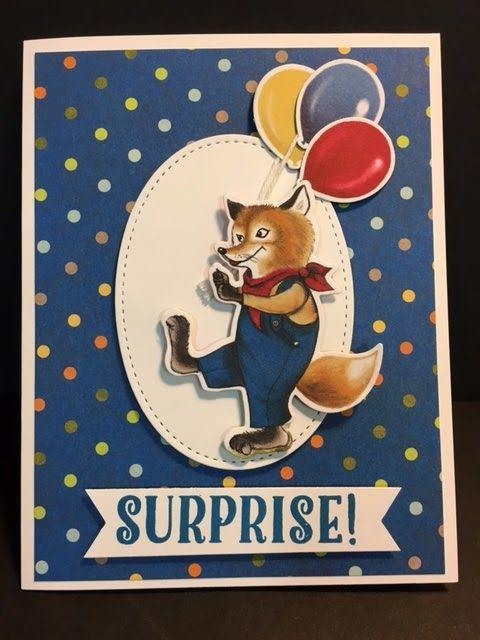 Pleasant Birthday Delivery Birthday Card 2017 2018 Stampin Up Funny Birthday Cards Online Drosicarndamsfinfo