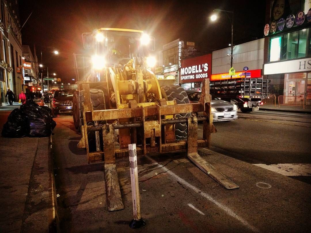 Main Street reconstruction #Flushing #Queens #WorldsFair