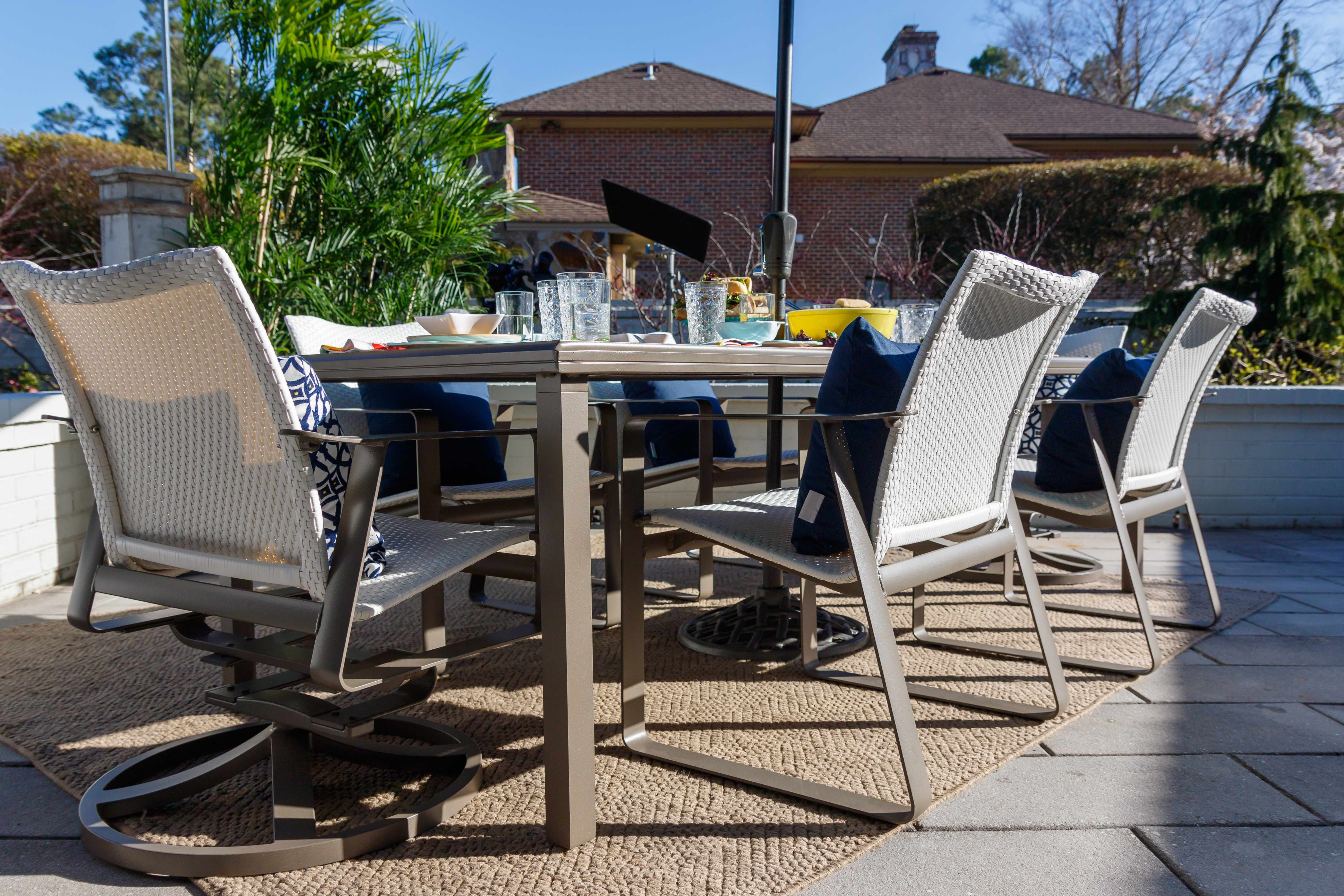 16+ Tropitone outdoor dining set Tips
