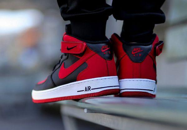 air force jordan rouge