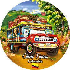 Chivas De Colombia Buscar Con Google Colombian Art Coffee Illustration Vintage Travel Posters