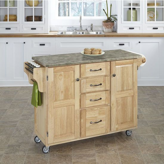 9100 series mix and match 48 wide create a cart with gray concrete
