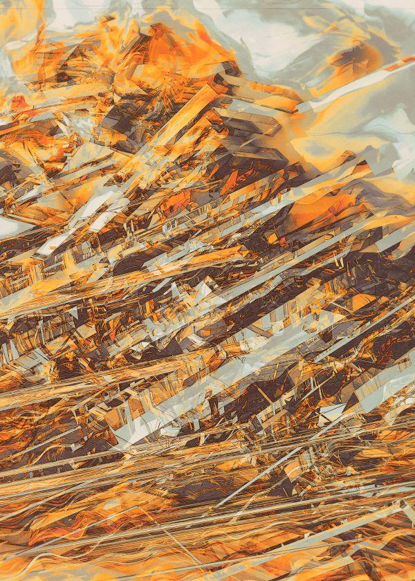 Splintering by atelier olschinsky, via Behance