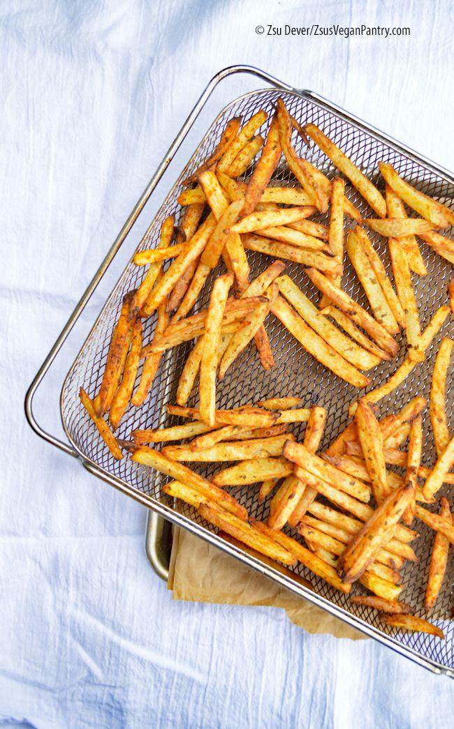 French Fries Recipes, Vegan