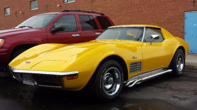1972 Corvette Stingray Classic Cars City Of Toronto Kijiji