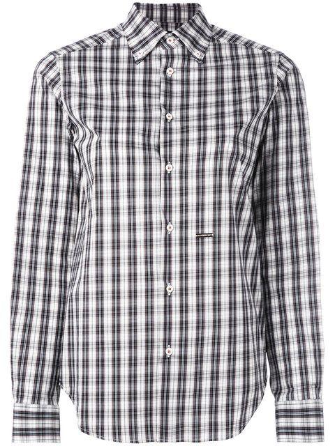 DSQUARED2 Checked Shirt. #dsquared2 #cloth #shirt