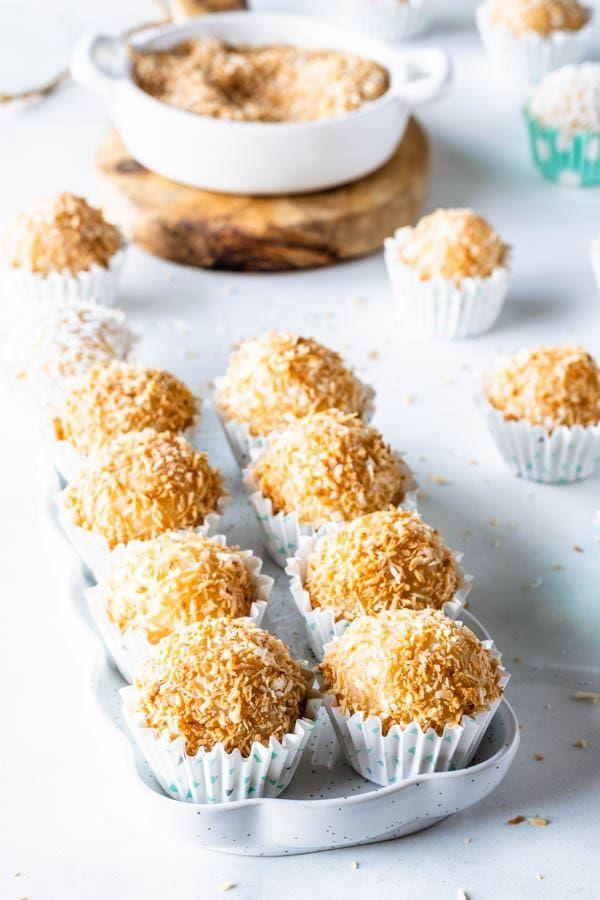 Coconut Fudge Recipe In 2020 Coconut Milk Recipes Dessert Coconut Fudge Recipe Coconut Truffles