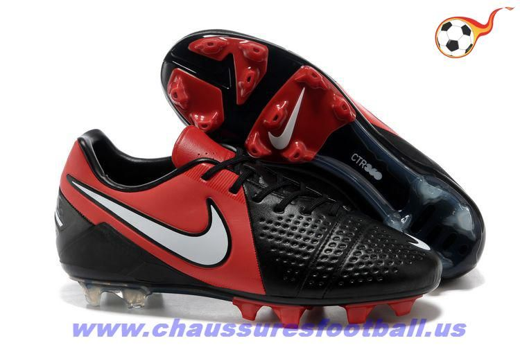Nike CTR360 Maestri III ACC FG Noir Rouge FT188  b450bfc63