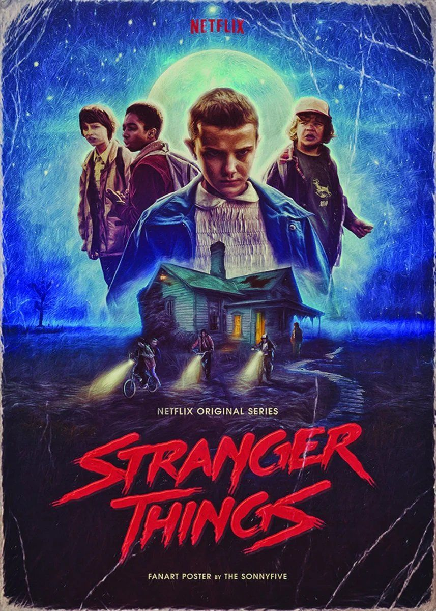 Stranger Poster Made Out Of Metal Stranger Things Poster Stranger Things Fanart Stranger Things Art Tumblr is a place to express yourself, discover yourself, and. stranger poster made out of metal