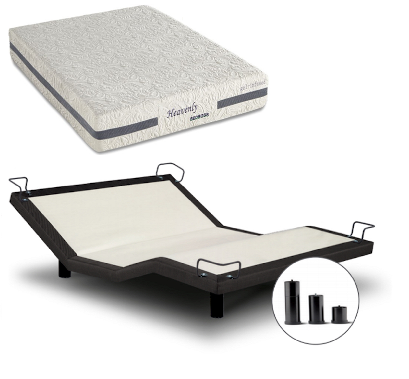 iDealBed Heavenly Hybrid Mattress Reverie 5i Adjustable