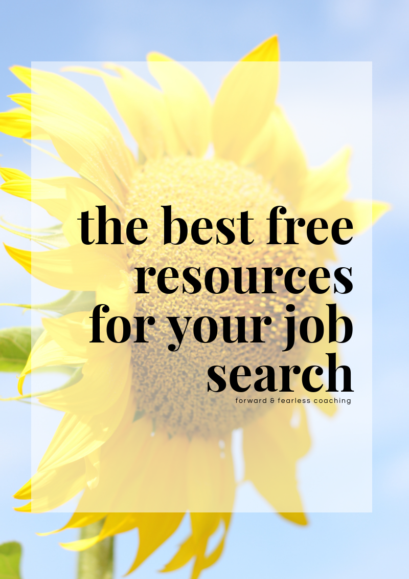We've compiled the best free resources for YOUR job search