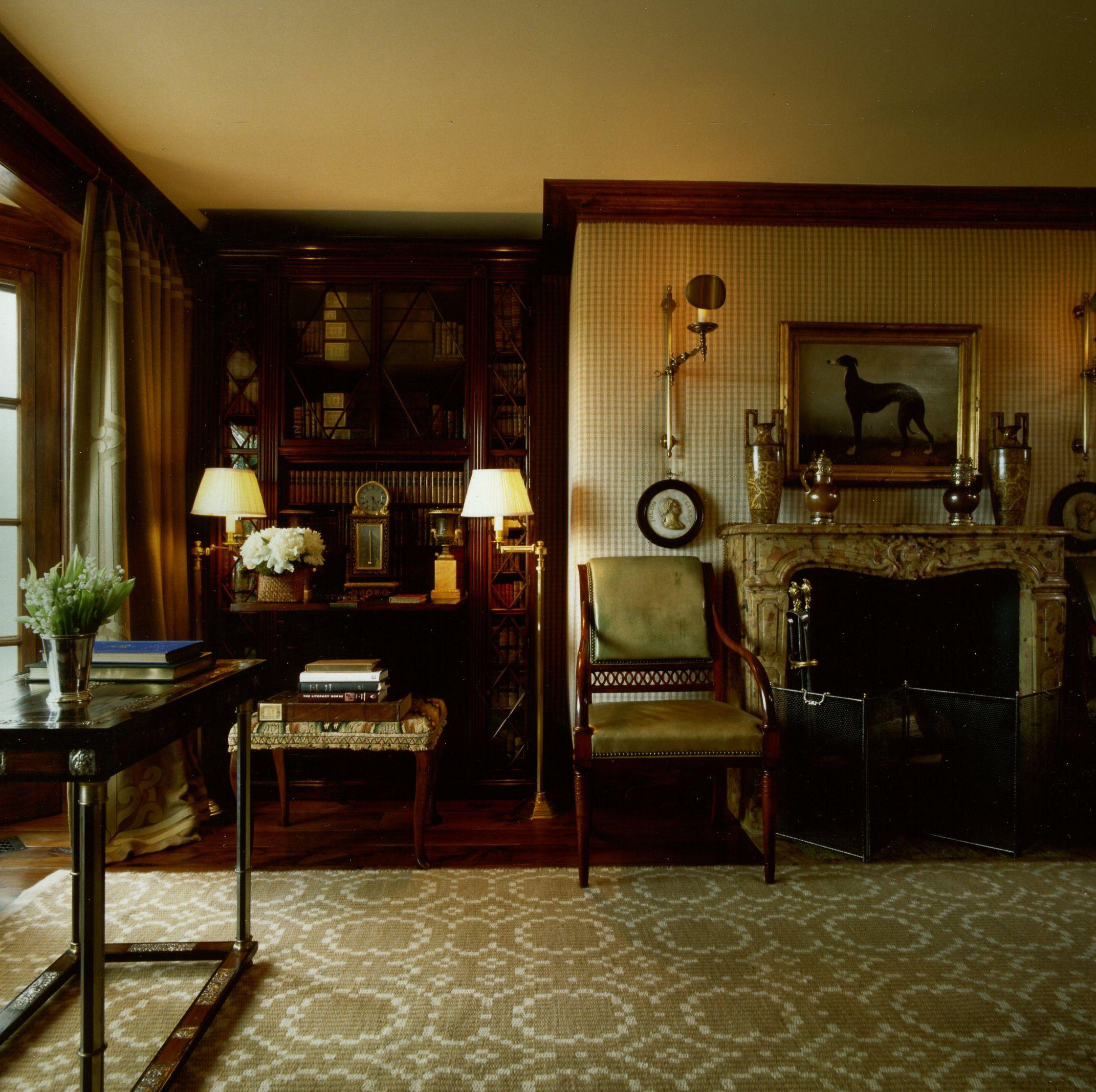 Country Home Interiors: » Country Home Howard Slatkin Interior Design