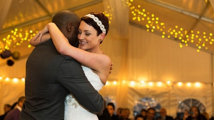 The Most Popular First Dance Wedding Songs According To Spotify
