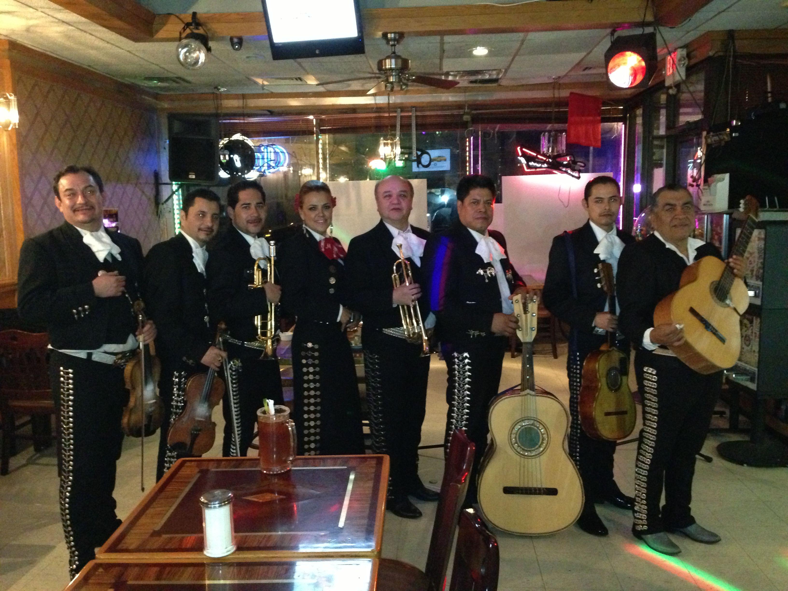 Live mariachi band every sunday night at el ranchito 2829