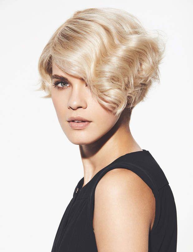 Les 10 Coupes Courtes De L Ete Coiffure Mariage Cheveux Courts Coiffure Facile Coiffures Gatsby