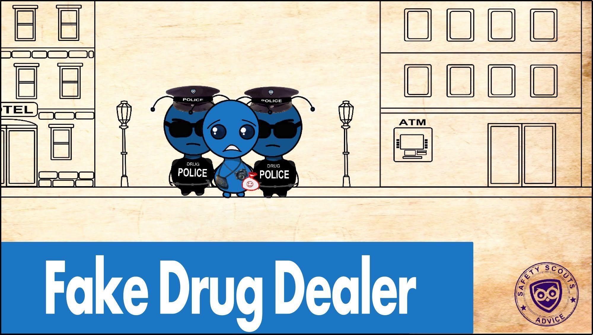 Fake Drug Dealer - Safety Scouts Advice - Episode 41 [HD, 4K