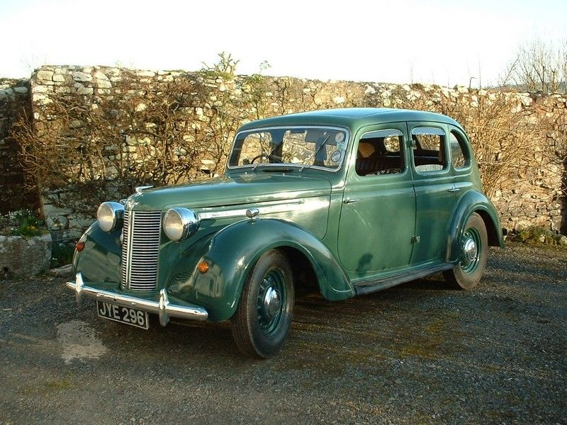 Austin 16hp Saloon 1948 | car | Pinterest | British car, Cars and ...