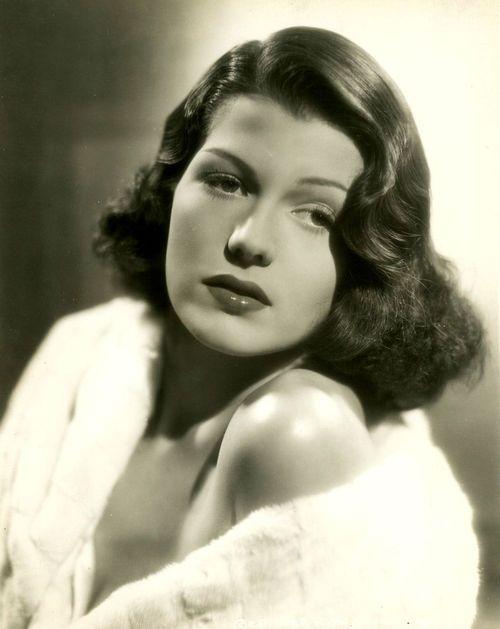 Rita Hayworth (October 17, 1918 – May 14, 1987)