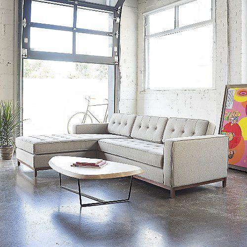 Jane Bi Sectional Sofa Modern