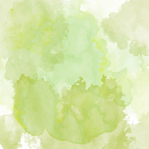 Download Background With A Green Watercolor Texture For Free In