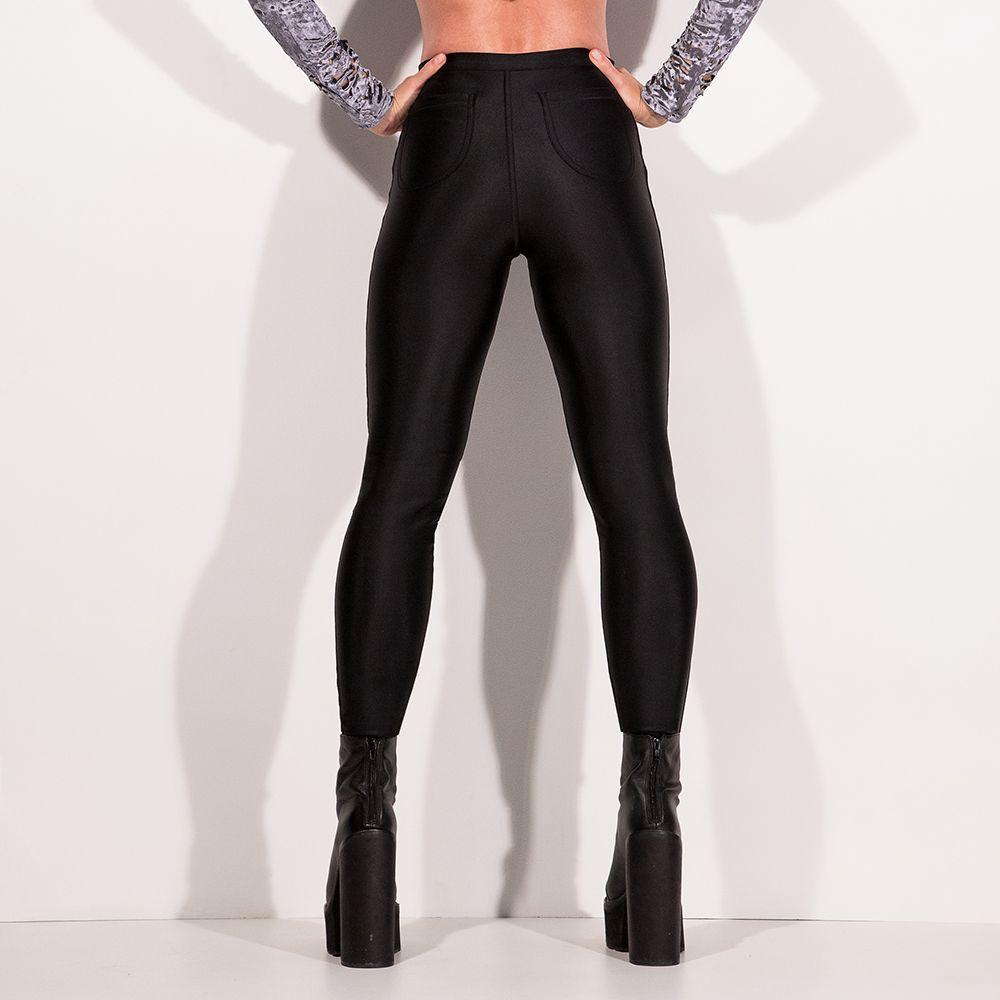 Calça Disco Pants Total Black @ Labellamafia - Labellamafia