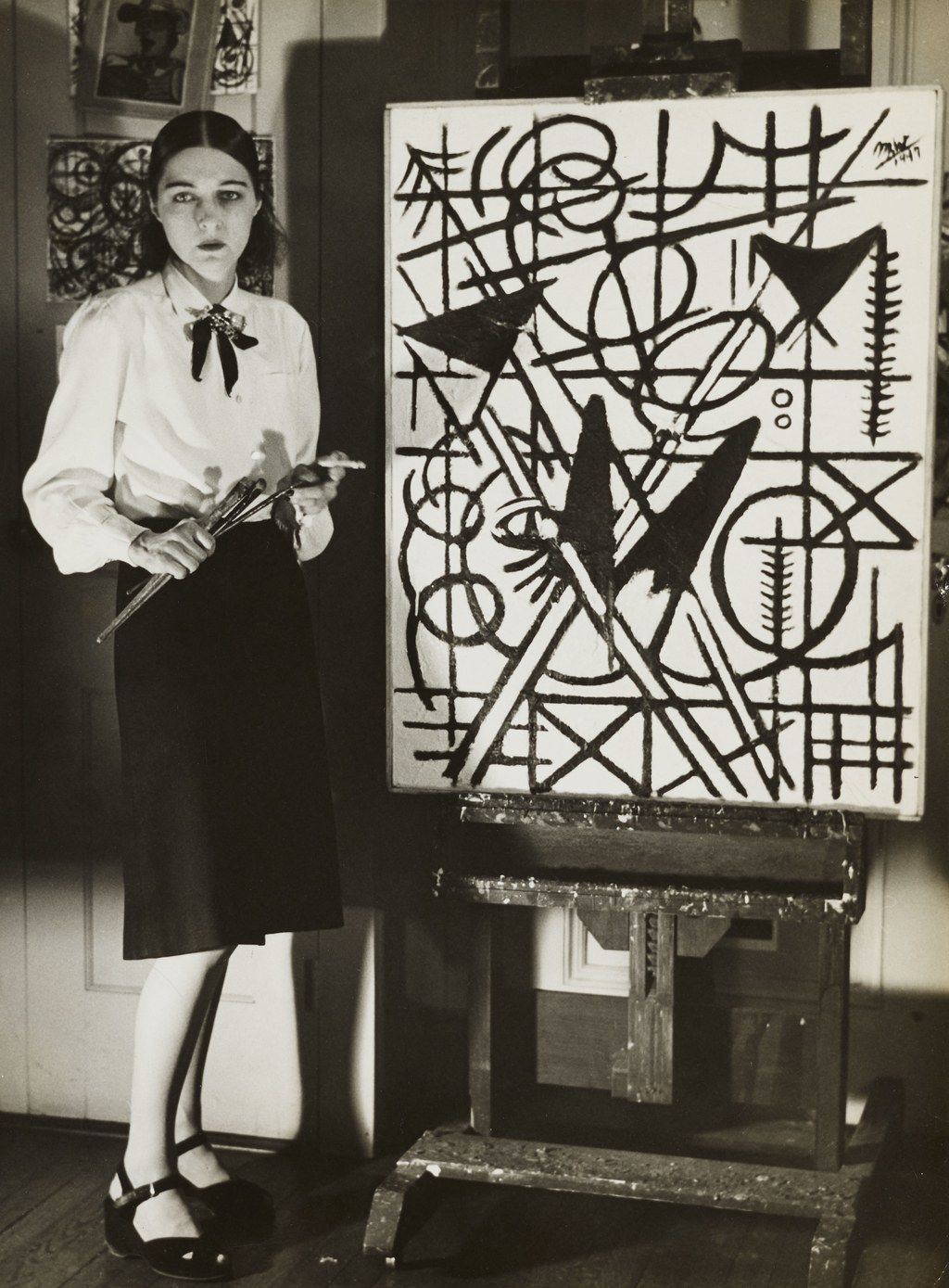 Remembering Michael West, a Forgotten Founder of Abstract Expressionism in 2020 | Abstract expressionist, Abstract artists, Modern art abstract