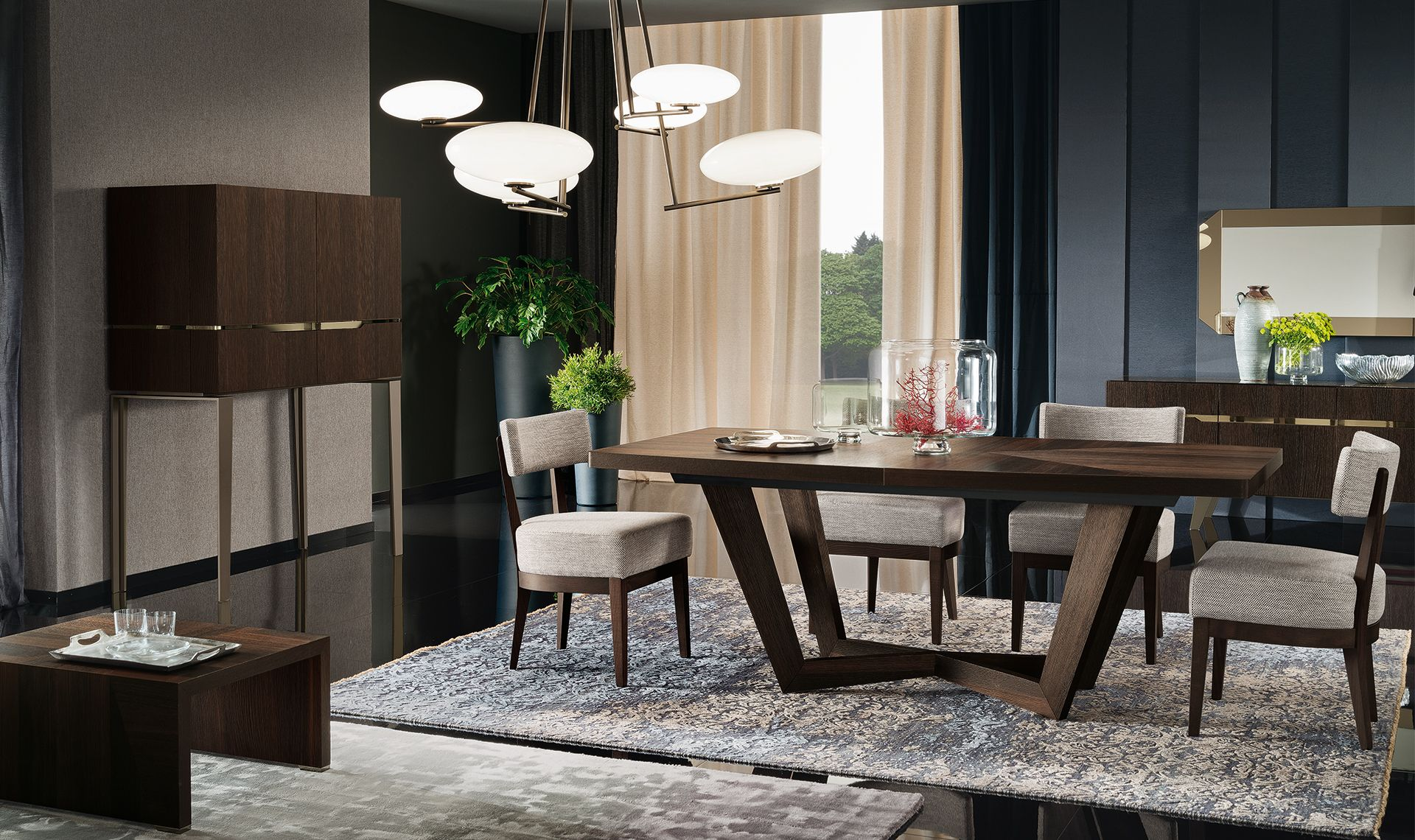 Room Accademia Dining Set By ALF