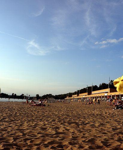 Ausflug zum Wannsee mit dem @Citee Car? - Beautiful lake, complete with beach, just a short drive from Berlin city centre!