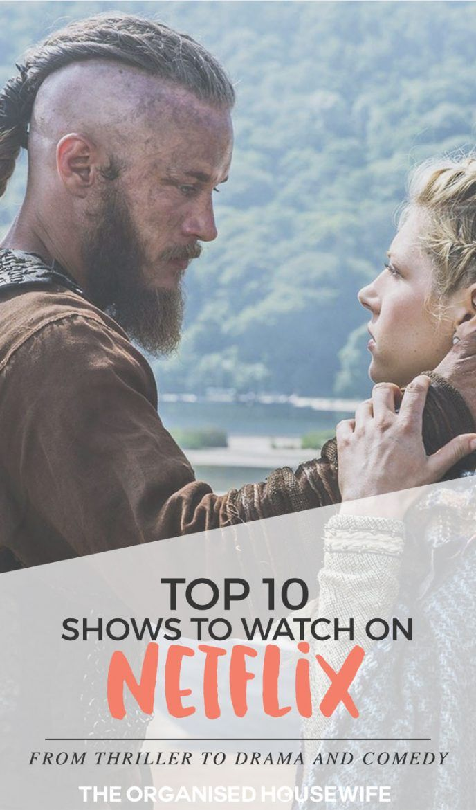 Top 10 TV Shows to watch on Netflix | Misc: Read when I have