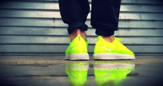 No Thedrifter Nike HTM Flyknit Trainer+ Volt1 540x288